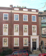 Renovation of townhouse in historic Kalorama in DC